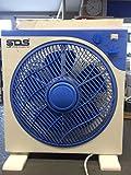 SDS vbs30Ventilateur à Box 3. Diamètre?: 30cm niveaux de vitesse, croisillon Minuteur, moteur renforcé 40W