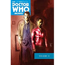 Doctor Who: The Tenth Doctor Archives Omnibus: Volume Two (Doctor Who the Tenth Doctor Archive Omnibus)