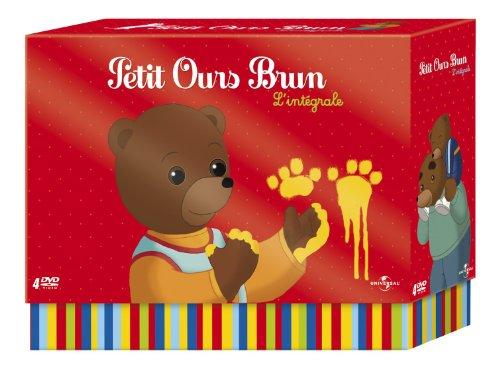 Petit Ours Brun - L'intégrale
