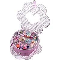 Princesas Disney - Maletín de maquillaje Flower Vanity Case (Markwins 9513210)