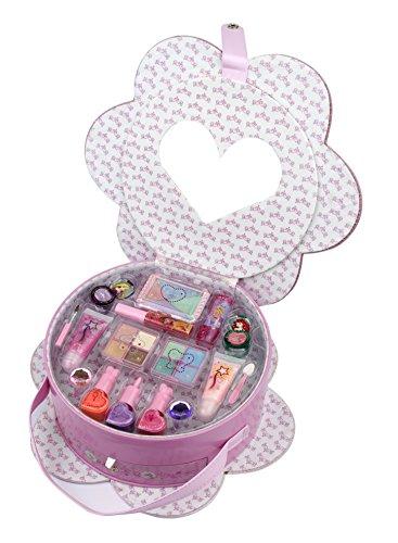 Princesas Disney - Maletín de maquillaje Flower Vanity Case (Markwins)