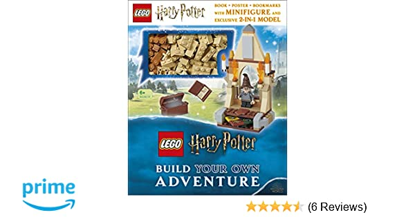 091e05bf4 LEGO Harry Potter Build Your Own Adventure LEGO Build Your Own Adventure:  Amazon.co.uk: DK: Books