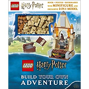 LEGO Harry Potter Build Your Own Adventure: With LEGO Harry Potter Minifigure and Exclusive Model 9780241363737 LEGO