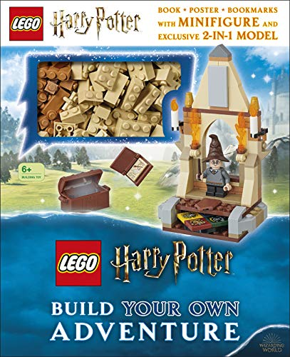 LEGO Harry Potter Build Your Own Adventure: With LEGO Harry Potter...