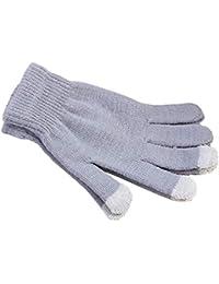 a maglia RJM per touch screen Guanti da donna