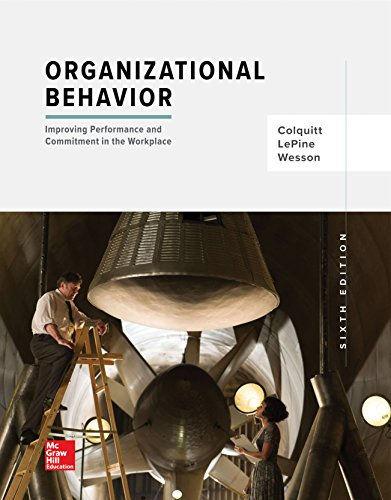 Organizational Behavior: Improving Performance and Commitment in the Workplace (English Edition)