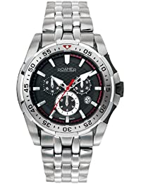 Roamer Men's Quartz Watch 750837 SM2 with Metal Strap
