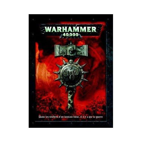 Warhammer 40,000 Livre des règles