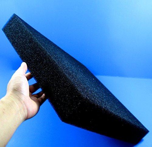 "Filter Bio-Sponge 17.8""x17.8""x2.75"" (45cmx45cmx 7cm)Media Block Foam pads Biochemical Sponge bio 1"