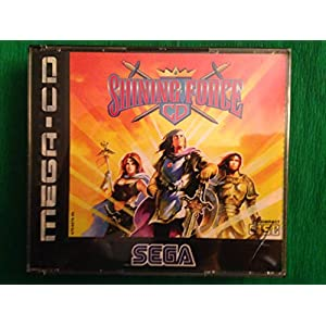 Mega CD – Shining Force CD (mit OVP) (sehr guter Zustand) (gebraucht)