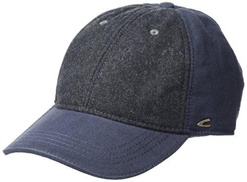 camel active Herren Baseball Cap 406160/6C16, Blau (Marine 43), Large