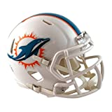 NFL Riddell Football Speed Mini Helm Miami Dolphins