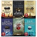 Inferno Dan Brown Collection 6 Books Set