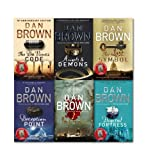 Inferno Dan Brown Collection 6 Books Set [Paperback] by - Dan Brown