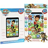 Planet Of Toys Paw Patrol Interactive Multimedia Educational Learning Pad/Tablet/Computer System For Kids/Children