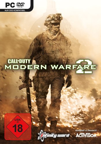 Call of Duty: Modern Warfare 2 (Deutsch) (Cod Modern Warfare 2 Pc)