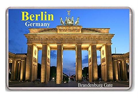 Germany/berlin/brandenburg gate/ fridge