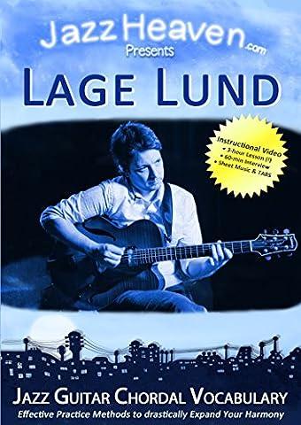 Jazz Guitar Chords DVD Lage Lund Jazz Guitar Chordal Vocabulary