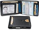 TRAVANDO  Geldbeutel mit Geldklammer