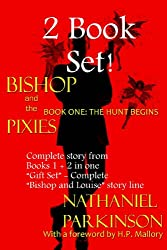 Bishop and the Pixies Book One - Complete Boxed Set - Book One and Two