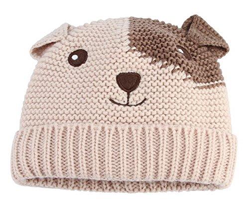 a0c2b330ae70 Eozy GEMVIE Chapeau Bonnet Naissance Garçon Bébé Crochet Cartoon Mignon  Tricot Tour De Tête Automne Hiver
