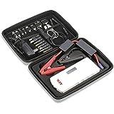 AEG Automotive 97217 Lithium-Ionen Multi-Powerpack ML 12 mit Starthilfefunktion Inklusiv Tasche und Zubehör
