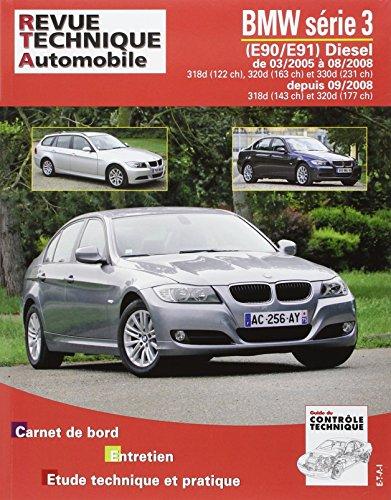 revue technique B712.7 Bmw (E90/E91)Dep 03/05 318/320/330 Diesel