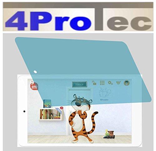 2x ANTIREFLEX matt Schutzfolie für Odys TigerTab 8 Premium Displayschutzfolie Bildschirmschutzfolie Schutzhülle Displayschutz Displayfolie Folie