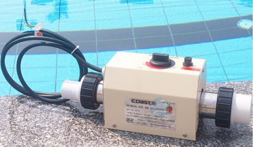Swimmingpool Thermostat 220V 3KW SPA-Heizung elektrische Heizung