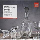 Brahms: Clarinet Sonatas, Beethoven: Clarinet Trio