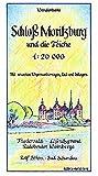 Schloss Moritzburg und die Teiche. Friedewald. Lössnitzgrund. Radebeuler Weinberge. Wanderkarte mit Rad- und Reitwegen 1:20000