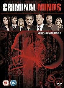 Criminal Minds - Season 1-7 [DVD]