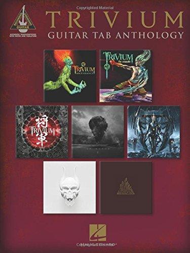 Trivium: Guitar Tab Anthology (Guitar Recorded Versions)