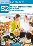Milieux professionnels et modes d'intervention : Bac Pro SPVL, savoirs associés S2