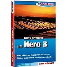 Alles brennen mit Nero 8
