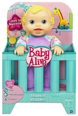 Hasbro 19411 Baby Alive - Muñeco por Hasbro