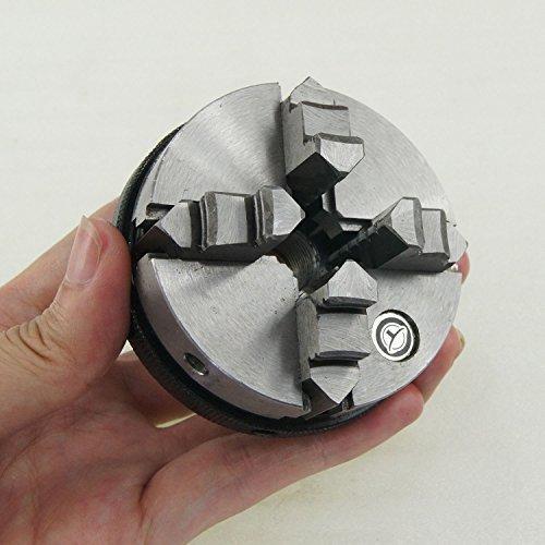 Armbanduhr SILVERL 10521865 4 Selbstklebende Schwingspulenspaltes maschinen zum Basteln Mini Drechselfutter 65 mm