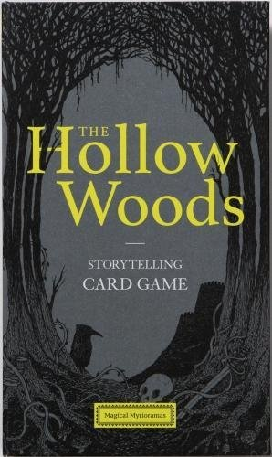The Hollow Woods: Storytelling Card Game (Magical Myrioramas) por Rohan Daniel Eason