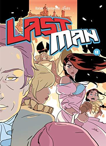 Lastman Edition simple Tome 12