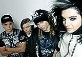 Tokio Hotel Melancholic Paradise Tour Foto Poster Band