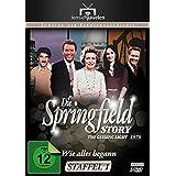 Die Springfield Story - Wie alles begann, Staffel 1