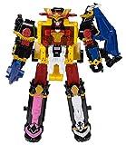 Power Rangers 43596 Ninja Steel Deluxe Megazord