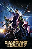 Grupo Erik Editores   Poster Marvel Guardians Of The Galaxy Official