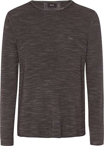 BRAX FEEL GOOD Reed M- Herrenpullover Marble