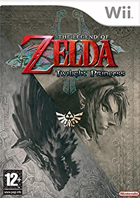 Nintendo Selects : The Legend of Zelda: Twilight Princess (Nintendo Wii) from Nintendo