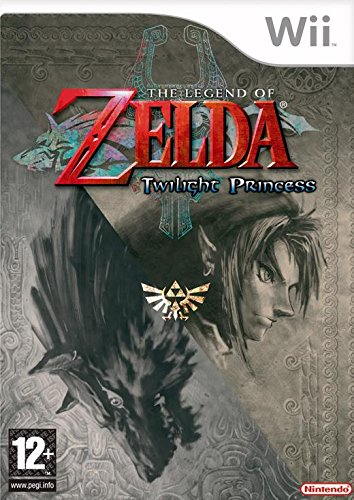 The Legend of Zelda: Twilight Princess [Nintendo Selects] [Pegi] (Nintendo Wii Zelda)
