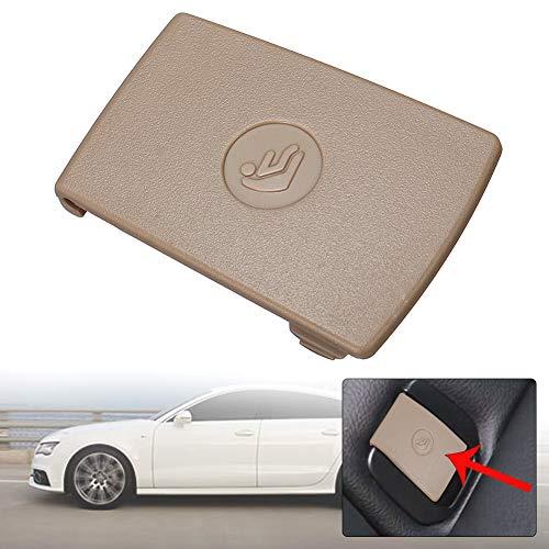 housesweet Kindersitz hinten Sicherheitsanker ISOFix Abdeckung Klappe Gurt Anker Abdeckung für BMW 1/3 Serie -
