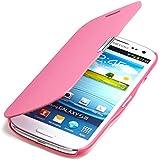 youcase - Samsung Galaxy S3 i9300 Slim Flip Tasche Case Schutz Hülle Smart Cover Klapptasche Magnet pink