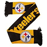 Pittsburgh Steelers Official NFL American Football Crest Optics Scarf
