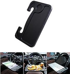 cdycam Auto Essen/Laptop Lenkrad Regalen Schreibtisch Tisch